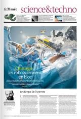 Le Monde, Une science et techno