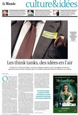 Think Tank, politique,