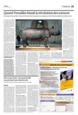Le Monde 21 nov 10 page21