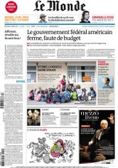 Le Monde (02/10/2013)